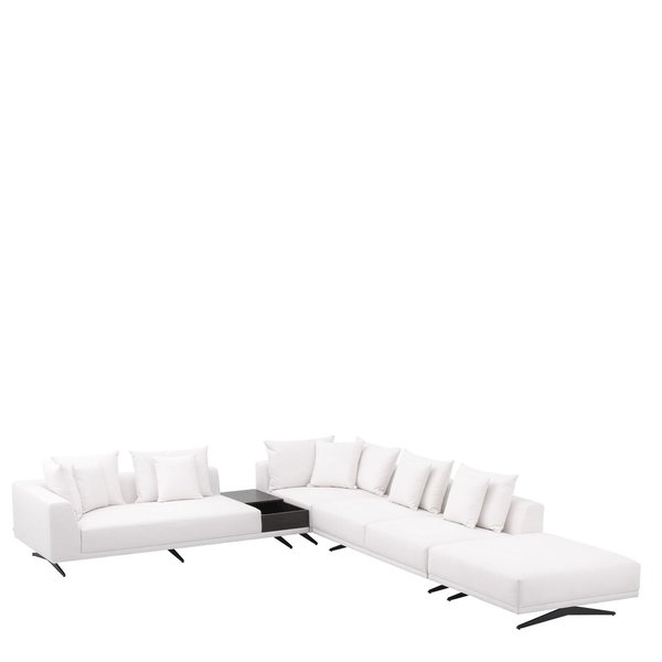 Eichholtz Sofa Endless 340cm Avalon Weiss